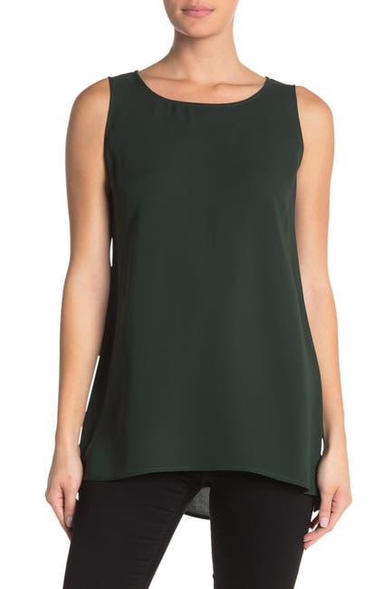 Image of Lafayette 148 New York Ruthie Silk Blouse