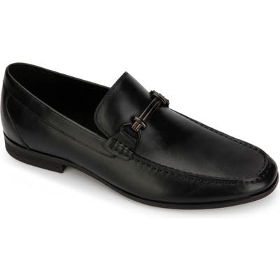 Kenneth Cole New York Arlie Bit Loafer- Black