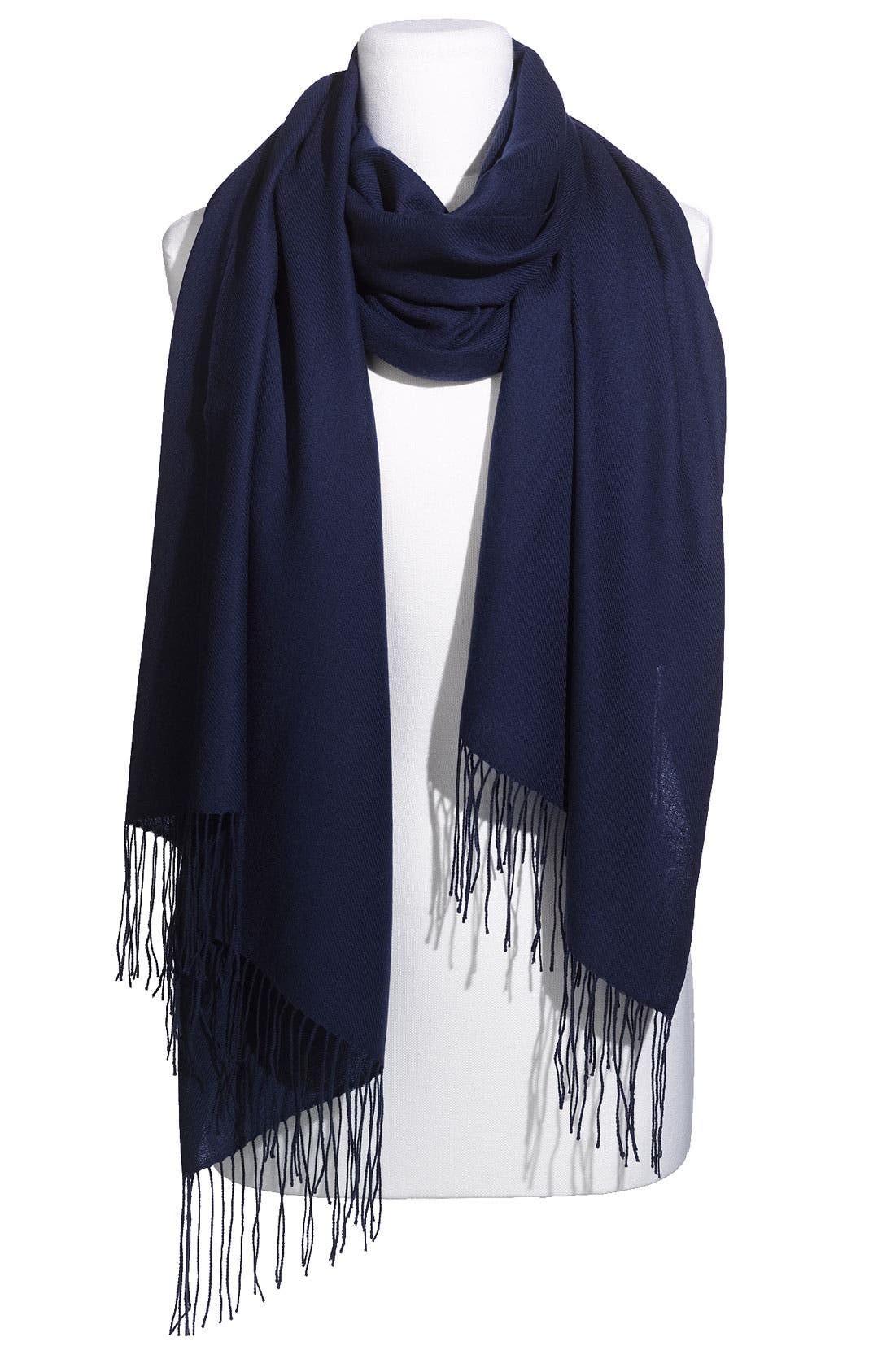 ,                             Tissue Weight Wool & Cashmere Wrap,                             Main thumbnail 72, color,                             400