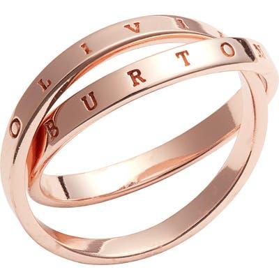Olivia Burton Interlink Ring