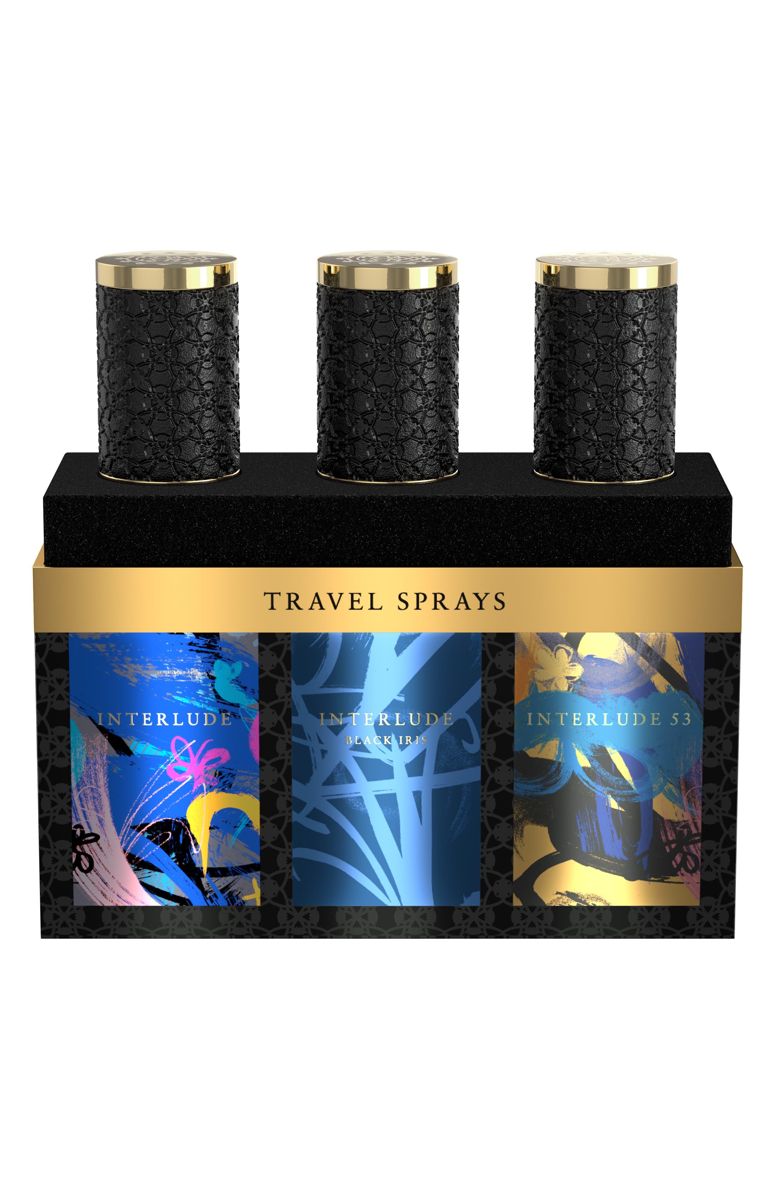 Interlude Travel Size Fragrance Set