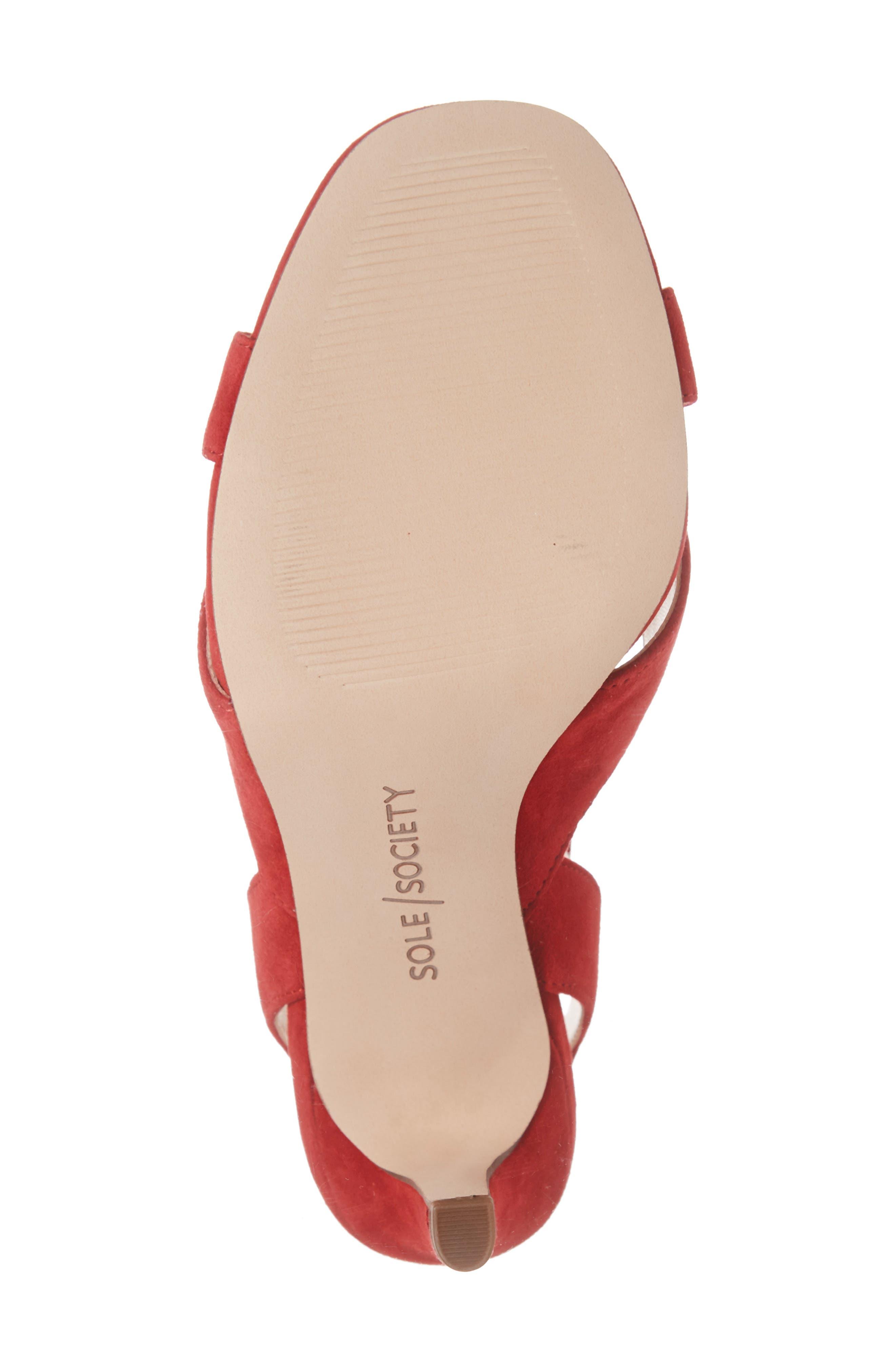 ,                             Cassidea Ankle Strap Sandal,                             Alternate thumbnail 12, color,                             600