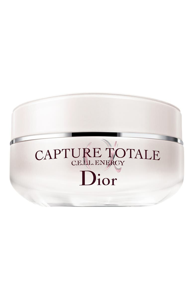 DIOR Capture Totale C.E.L.L. ENERGY Firming & Wrinkle-Correcting Eye Cream, Main, color, NO COLOR