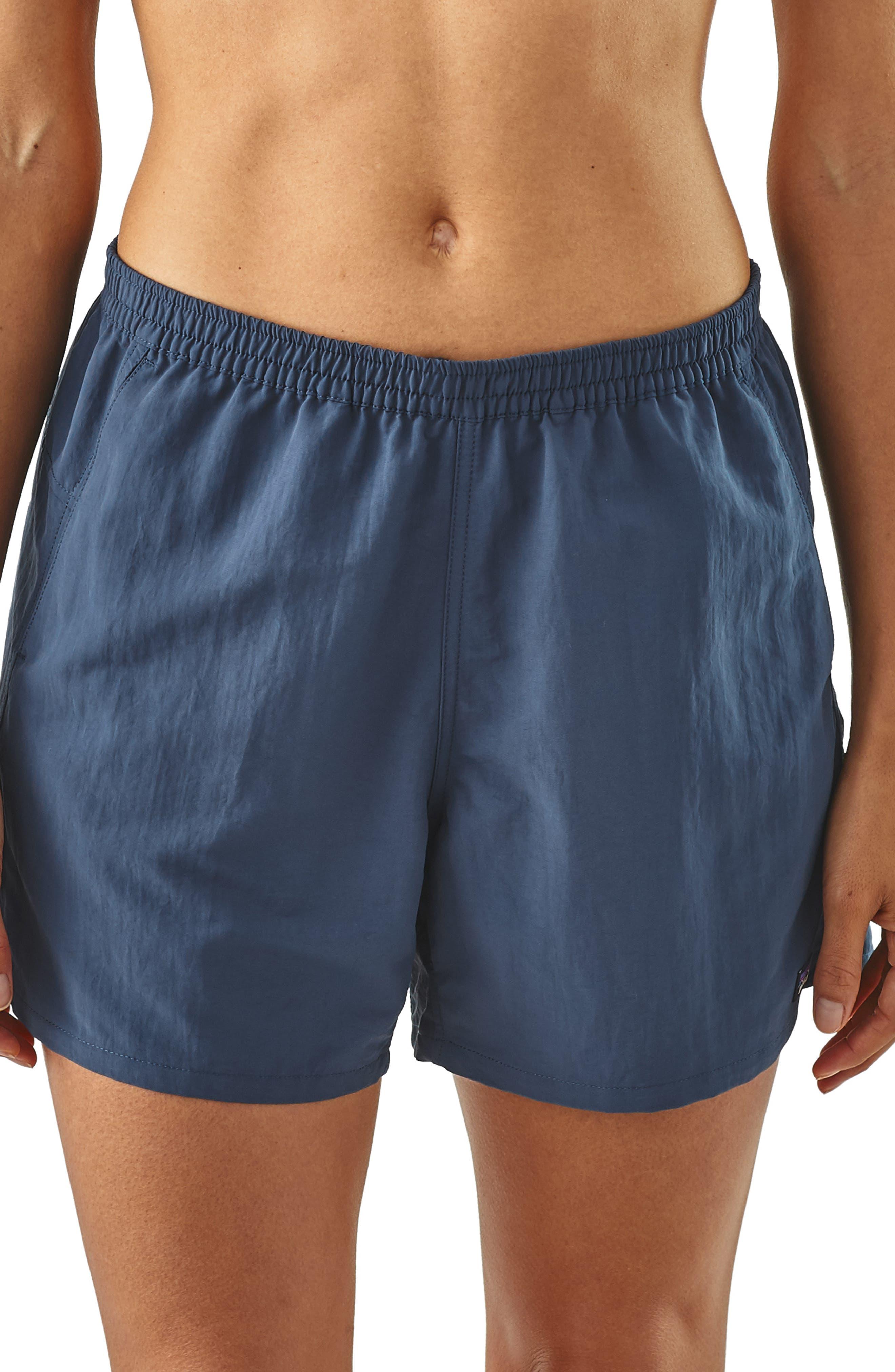 Patagonia Baggies Water Repellent Shorts, Blue