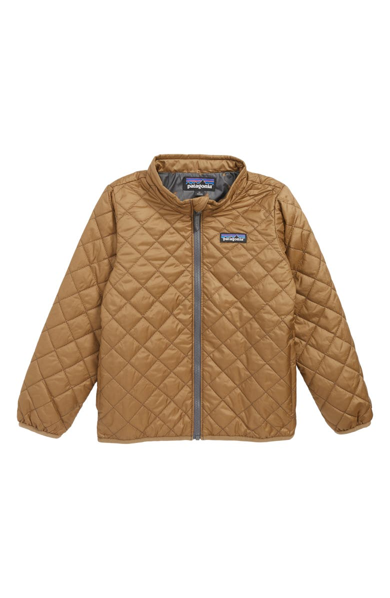 PATAGONIA Nano Puff<sup>®</sup> Quilted Water Resistant Jacket, Main, color, 200