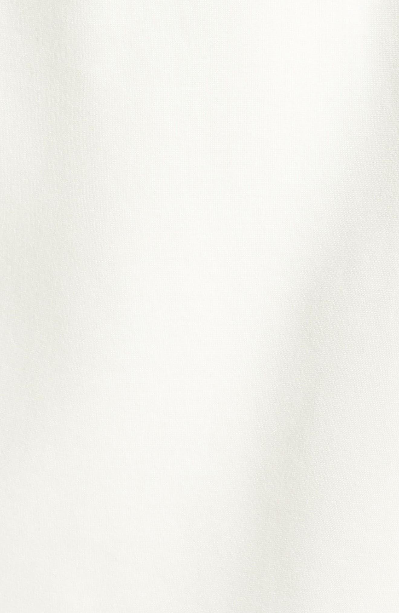 ,                             Lula Sundae Scalloped Sheath Dress,                             Alternate thumbnail 6, color,                             SUMMER WHITE