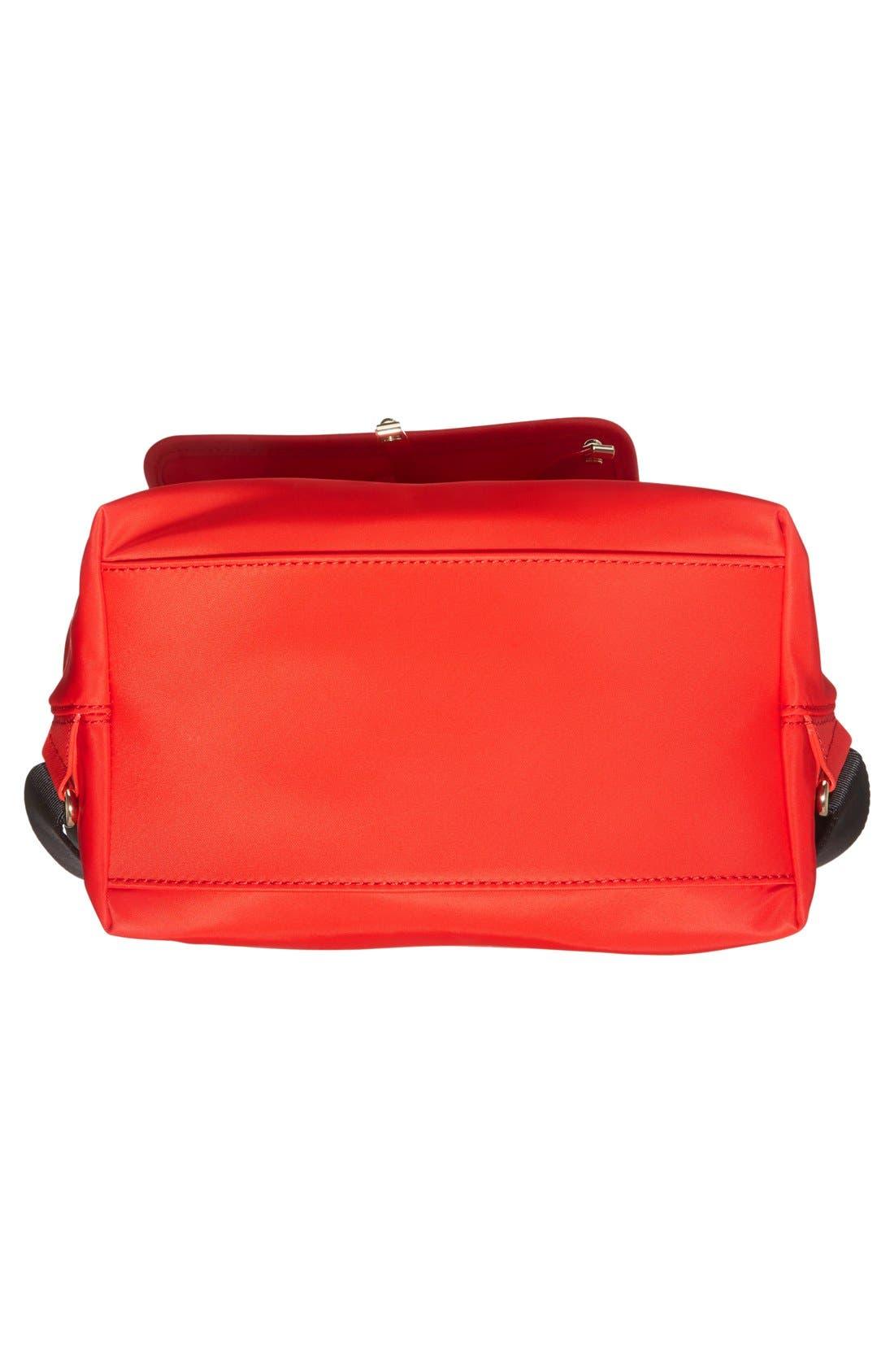,                             'molly' nylon backpack,                             Alternate thumbnail 5, color,                             600