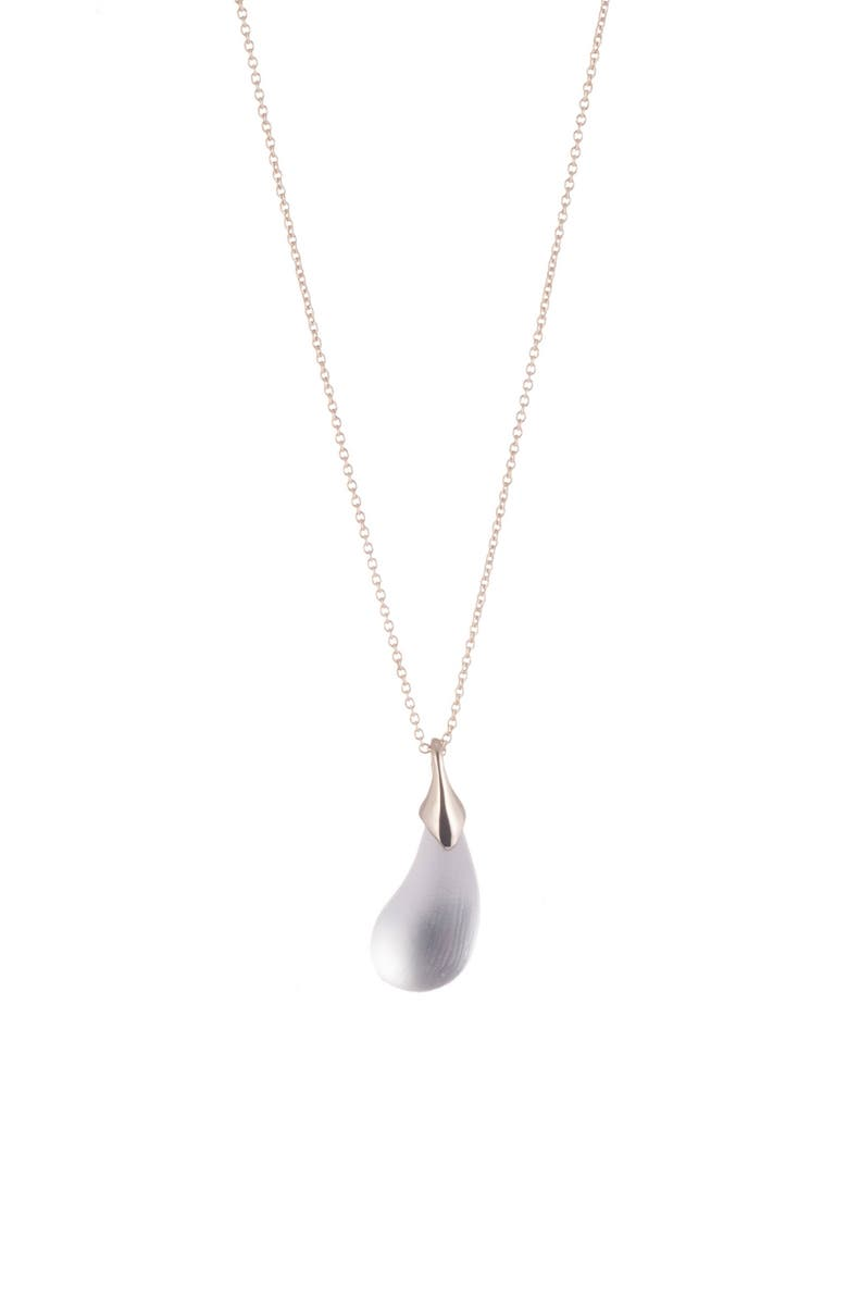 Alexis Bittar Dew Drop Pendant Necklace