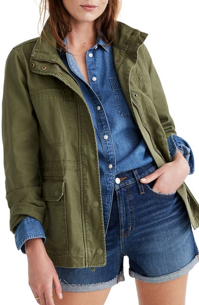 Madewell DISPATCH JACKET