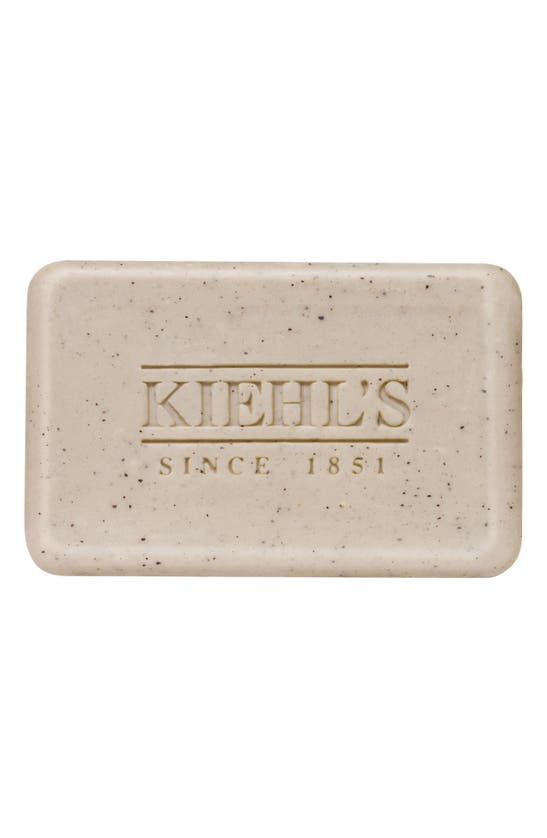 Kiehl's Since 1851 1851 Grooming Solutions Bar Soap
