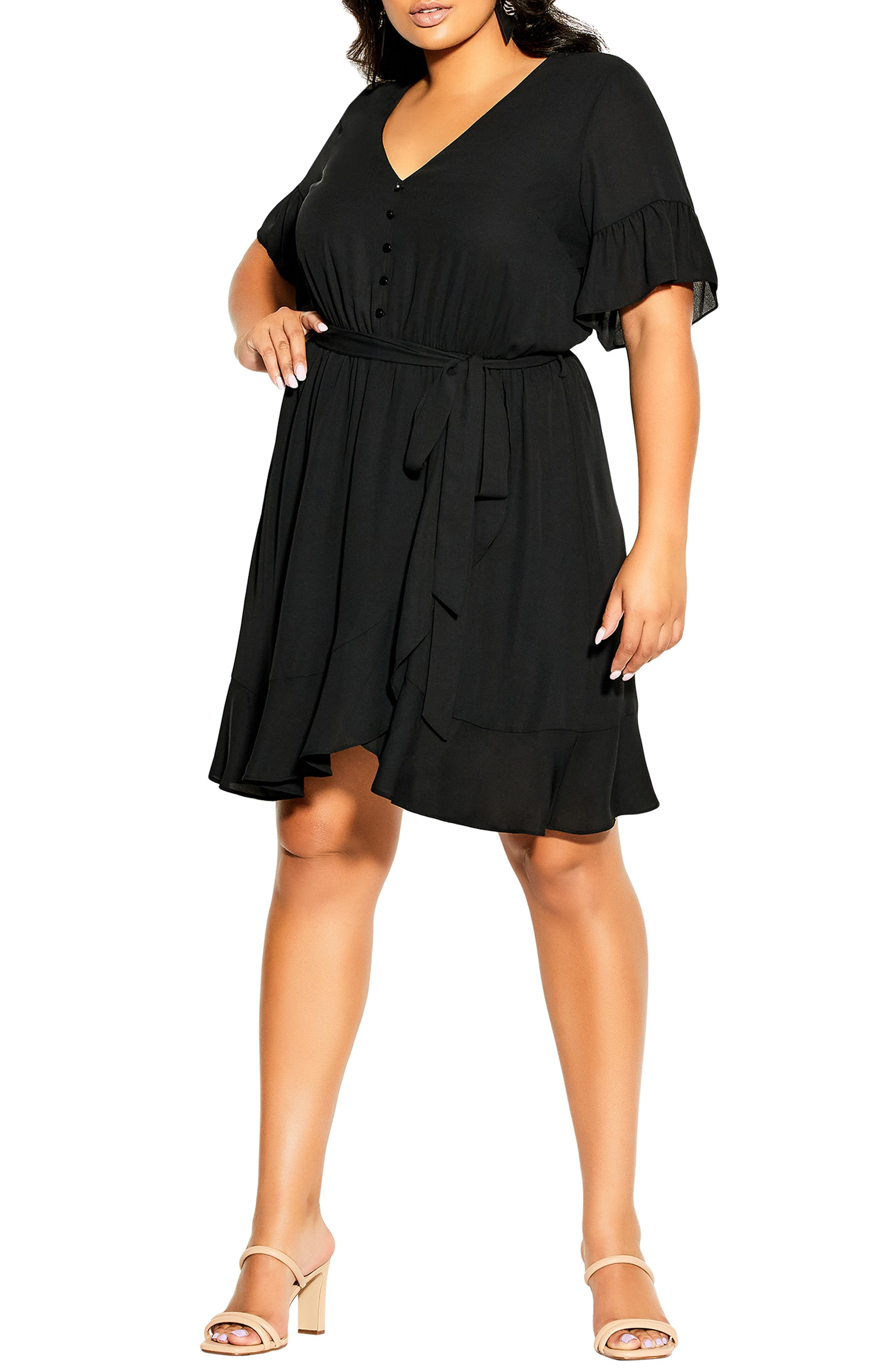 Swish Dress