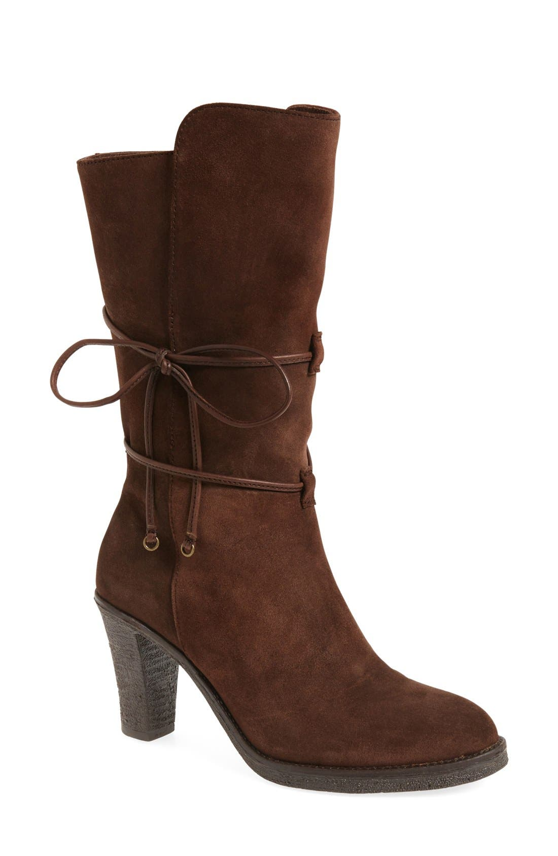 ,                             'Jeanie' Mid Calf Boot,                             Main thumbnail 5, color,                             200
