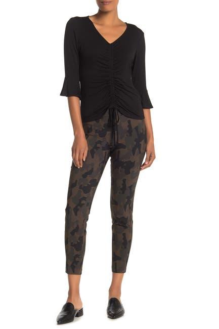 Image of NANETTE nanette lepore Printed Pull-On Camo Pants