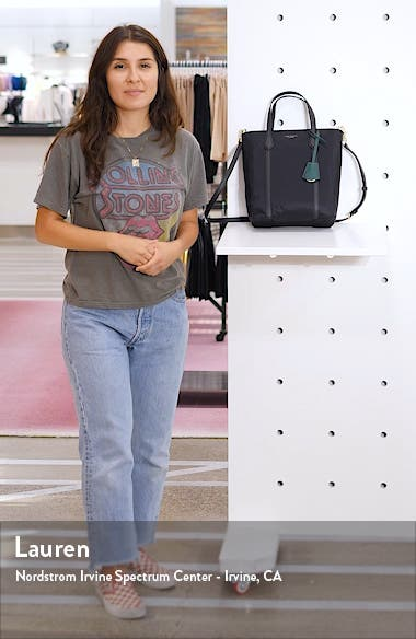 Perry North/South Nylon Tote, sales video thumbnail