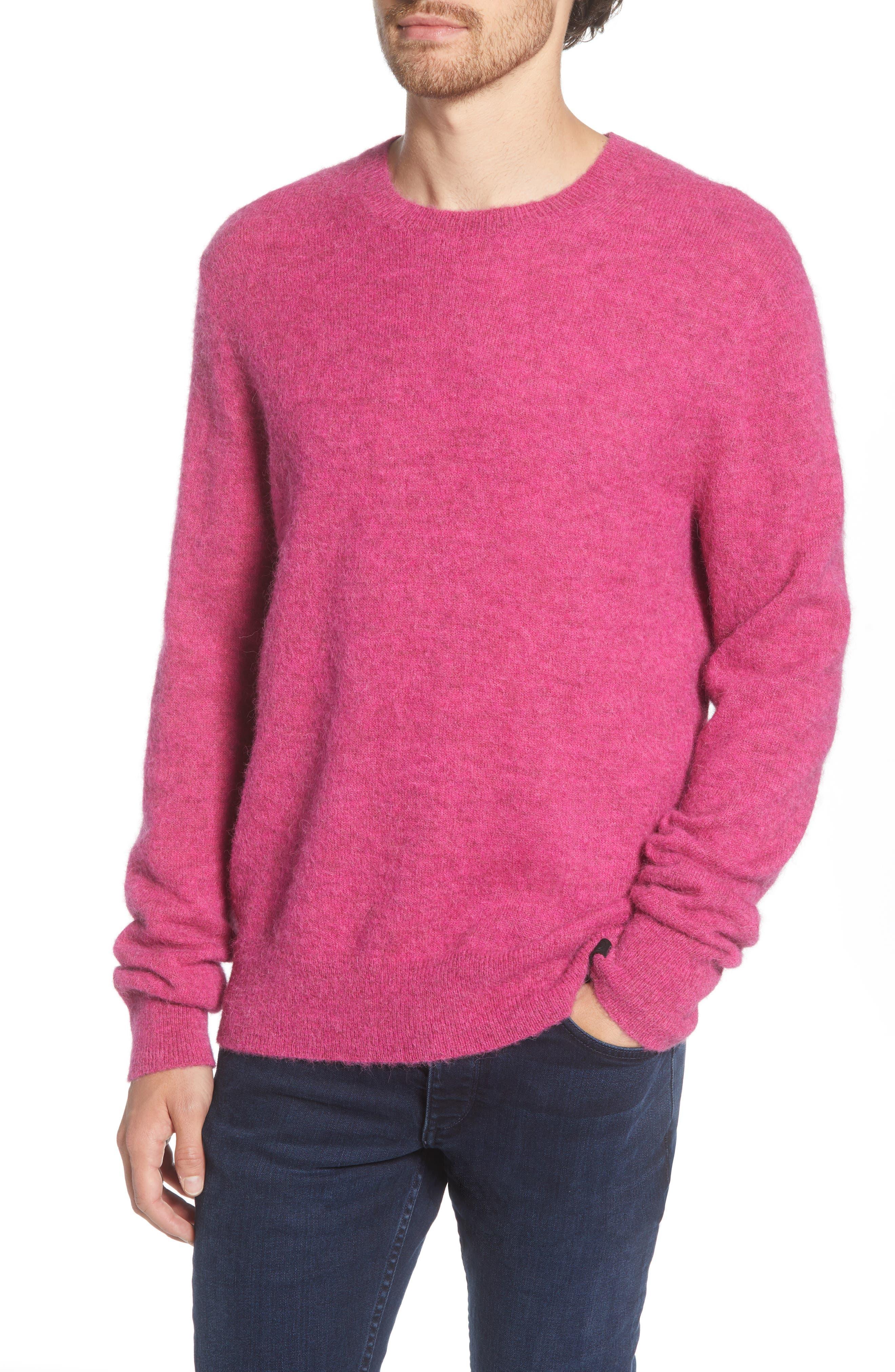 Image of Rag & Bone Arnie Slim Fit Crew Neck Sweater