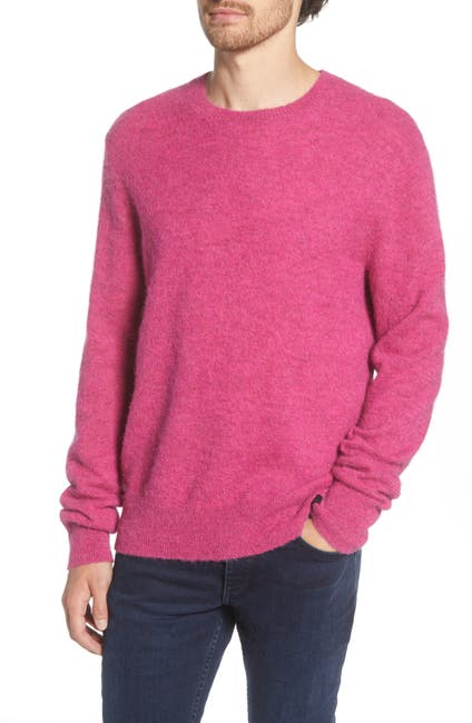 Image of Rag & Bone Arnie Slim Fit Crew Neck Sweater