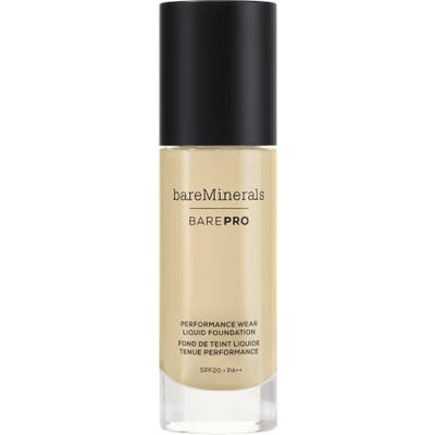 Bareminerals Barepro Performance Wear Liquid Foundation - 06 Cashmere
