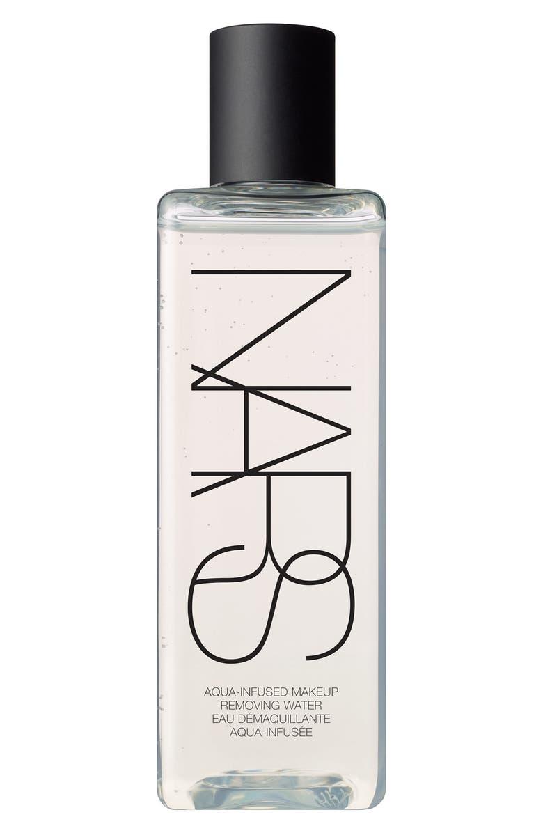 NARS Aqua Infused Makeup Removing Water, Main, color, NO COLOR