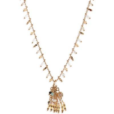 Gas Bijoux Gipsette Beaded Necklace