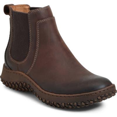 Sofft Abry Waterproof Chelsea Boot- Brown