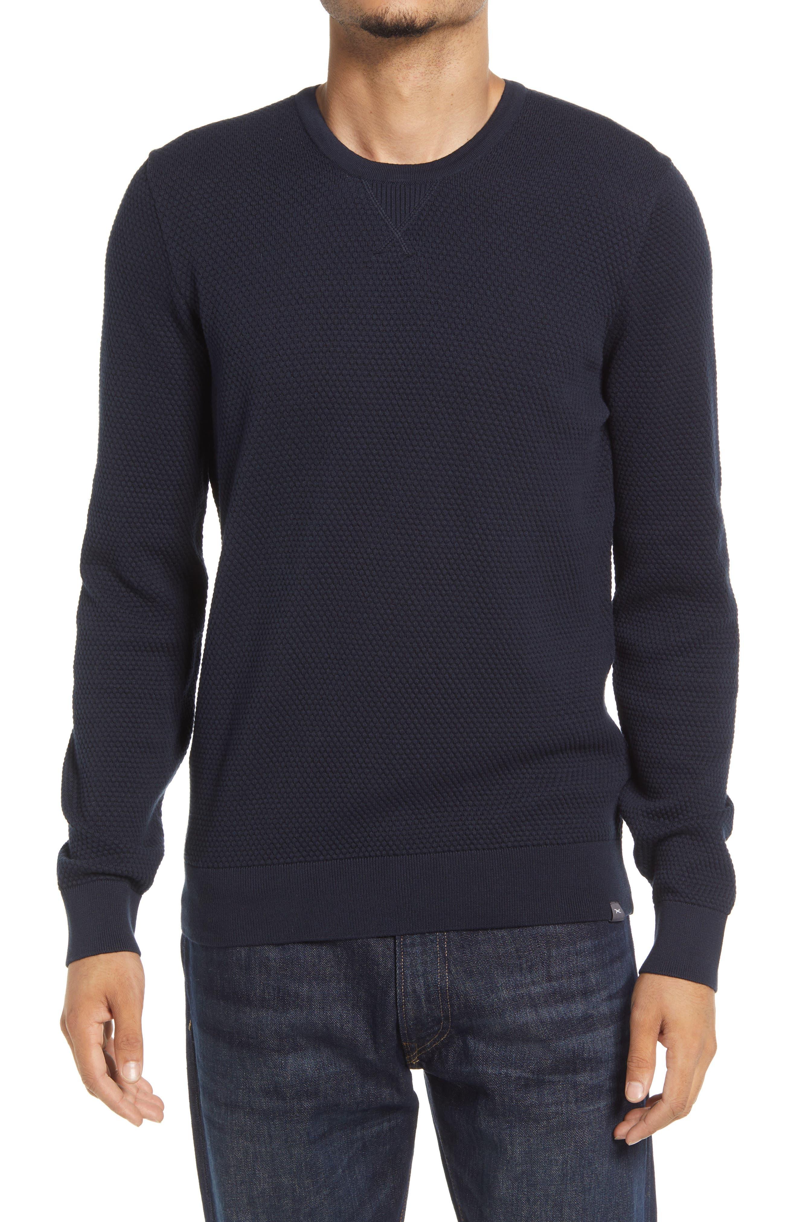 Rick Hi Flex Honeycomb Weave Sweatshirt