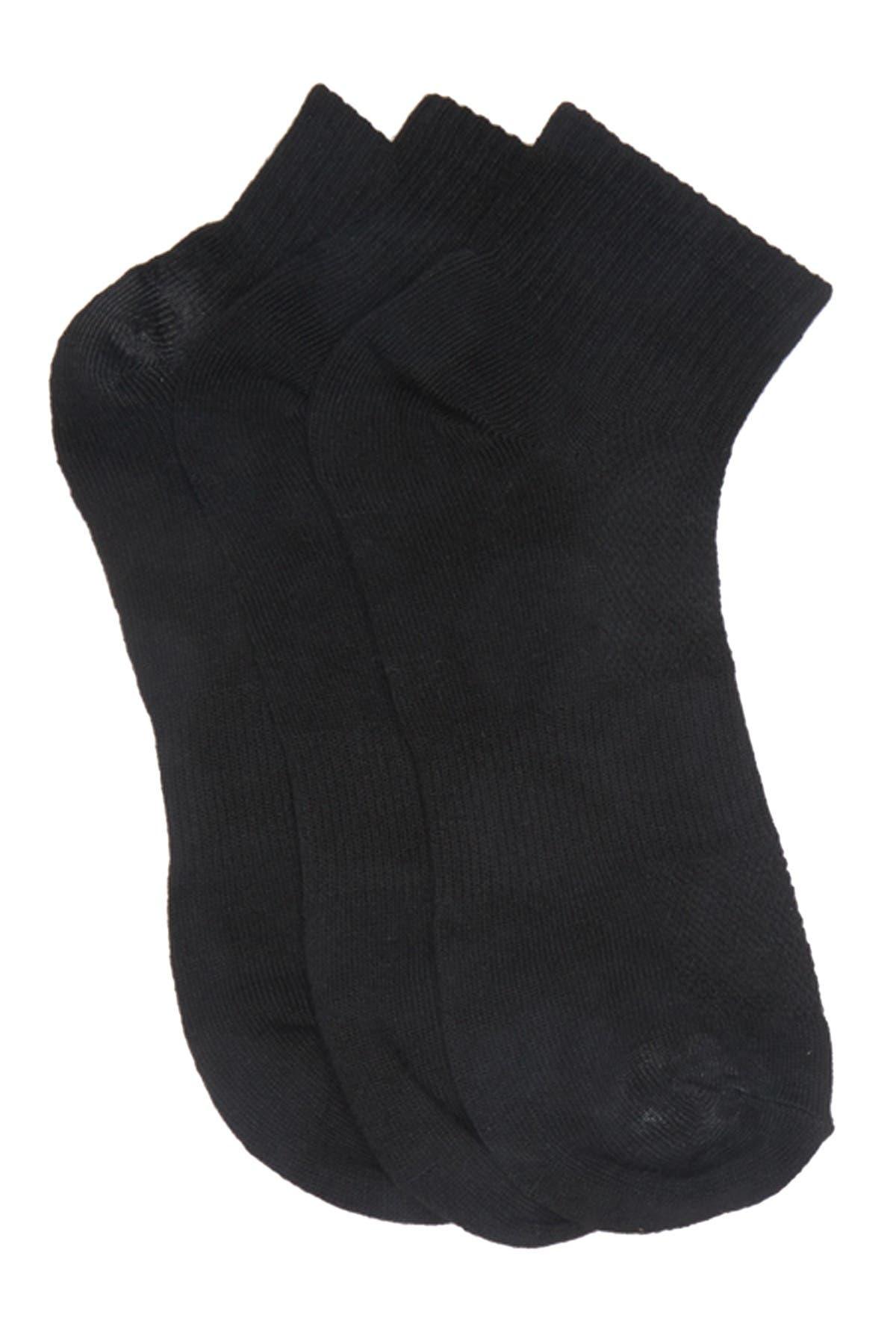 Image of Carlos Santana Quarter Socks - Pack of 6
