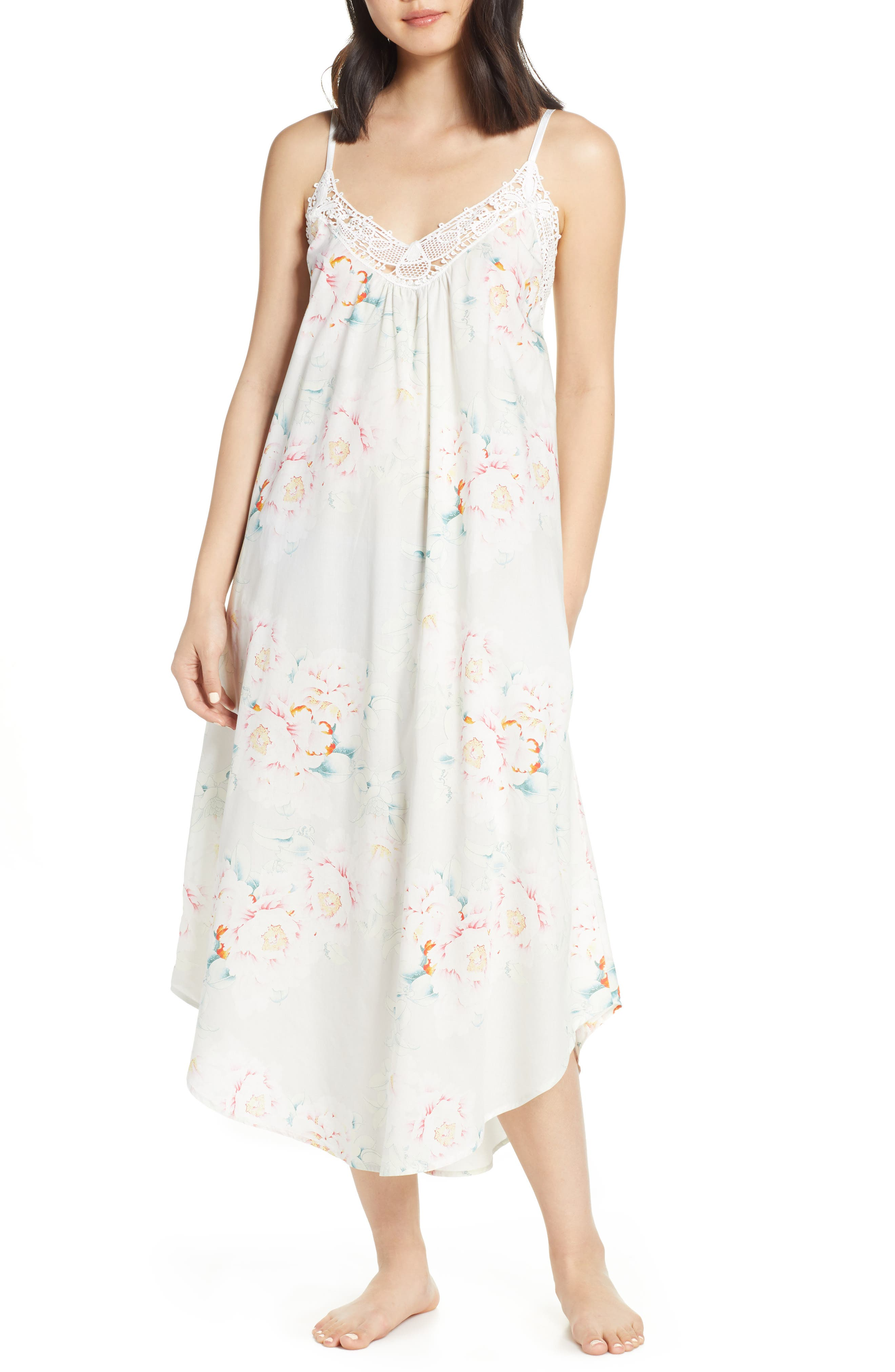 Papinelle Adele Nightgown, Blue