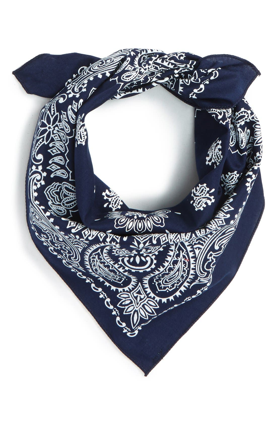 ,                             Cotton Bandana,                             Main thumbnail 7, color,                             400