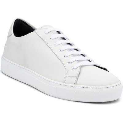 Ankari Floruss Low-Top Sneaker- White