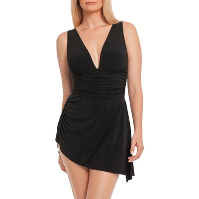Magicsuit Celine One-Piece Swimsuit, Black