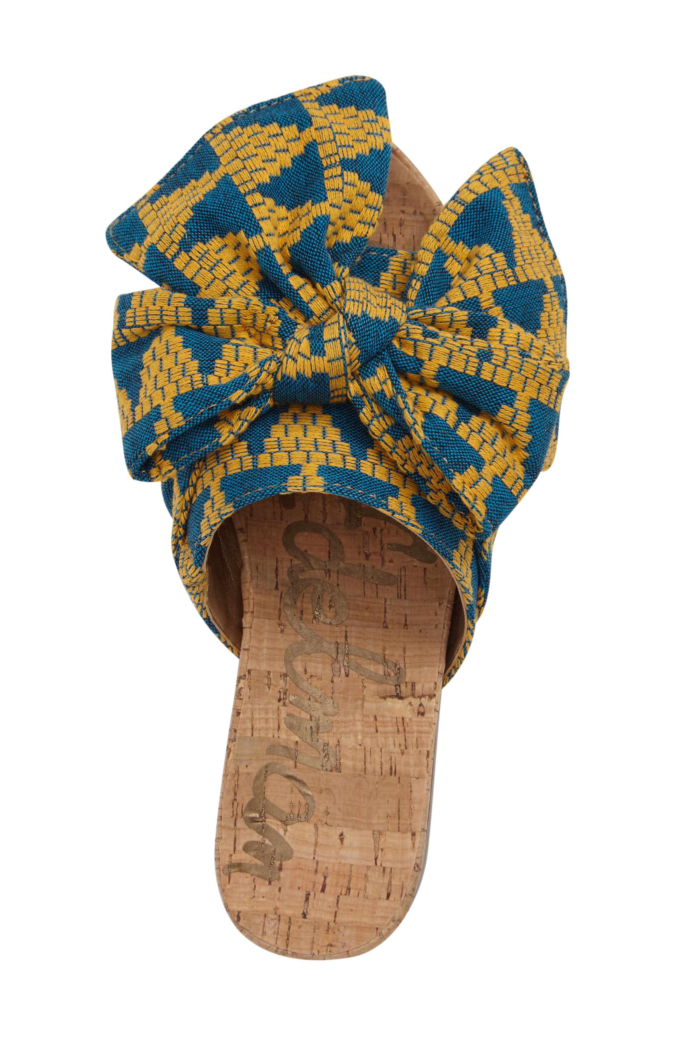 ,                             Henna Slide Sandal,                             Alternate thumbnail 27, color,                             700
