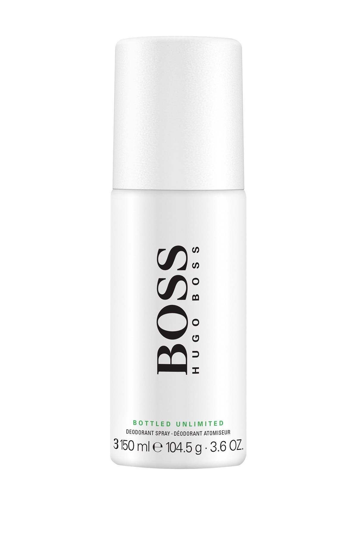 Image of BOSS BOTTLED Unlimited Deodorant Spray