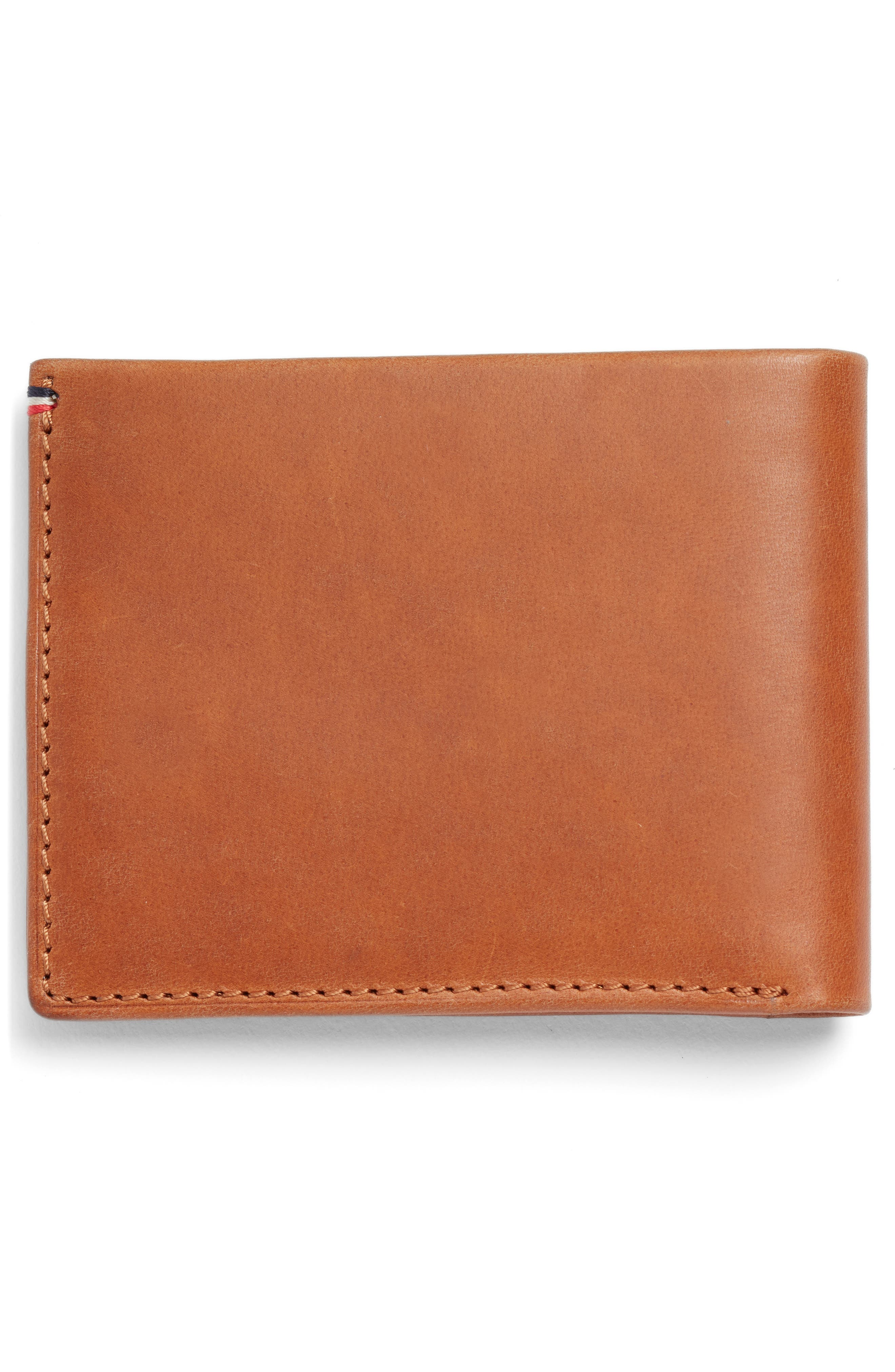 ,                             Vacchetta Lux Leather Bifold Wallet,                             Alternate thumbnail 7, color,                             230