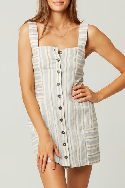 Image of L*Space Catalina Button Front Dress