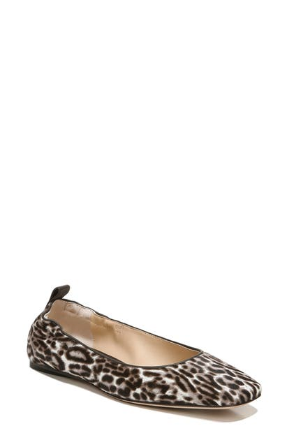 Veronica Beard ALISON SQUARE TOE FLAT