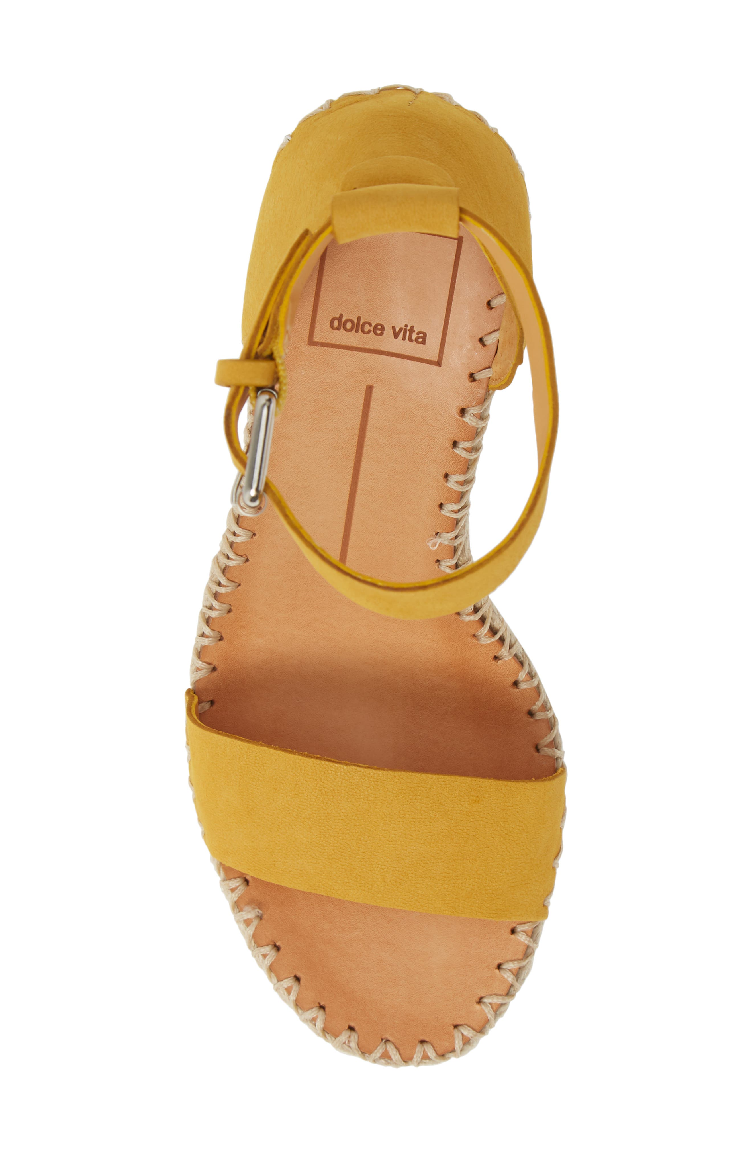,                             Noor Espadrille Wedge Sandal,                             Alternate thumbnail 23, color,                             700