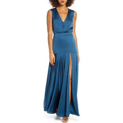 Fame And Partners Ginevra Evening Dress