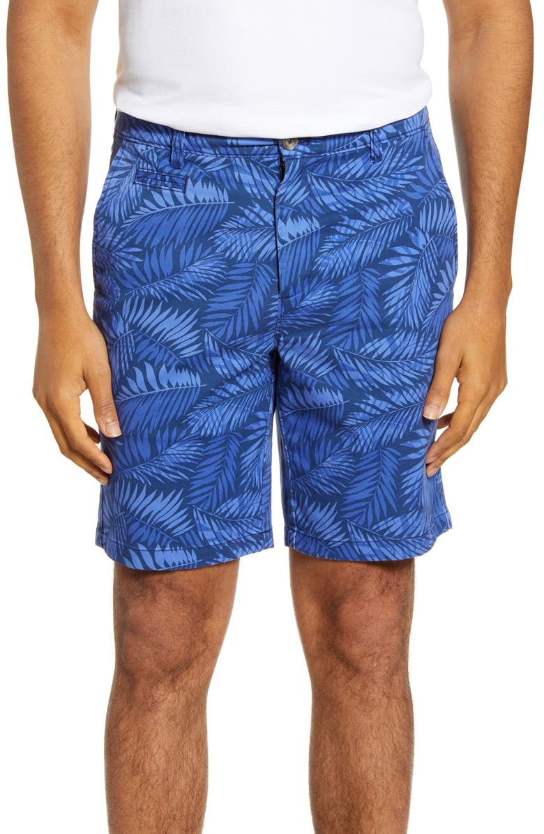 JOHNNIE-O Sal Chino Shorts, Main, color, HIGH TIDE