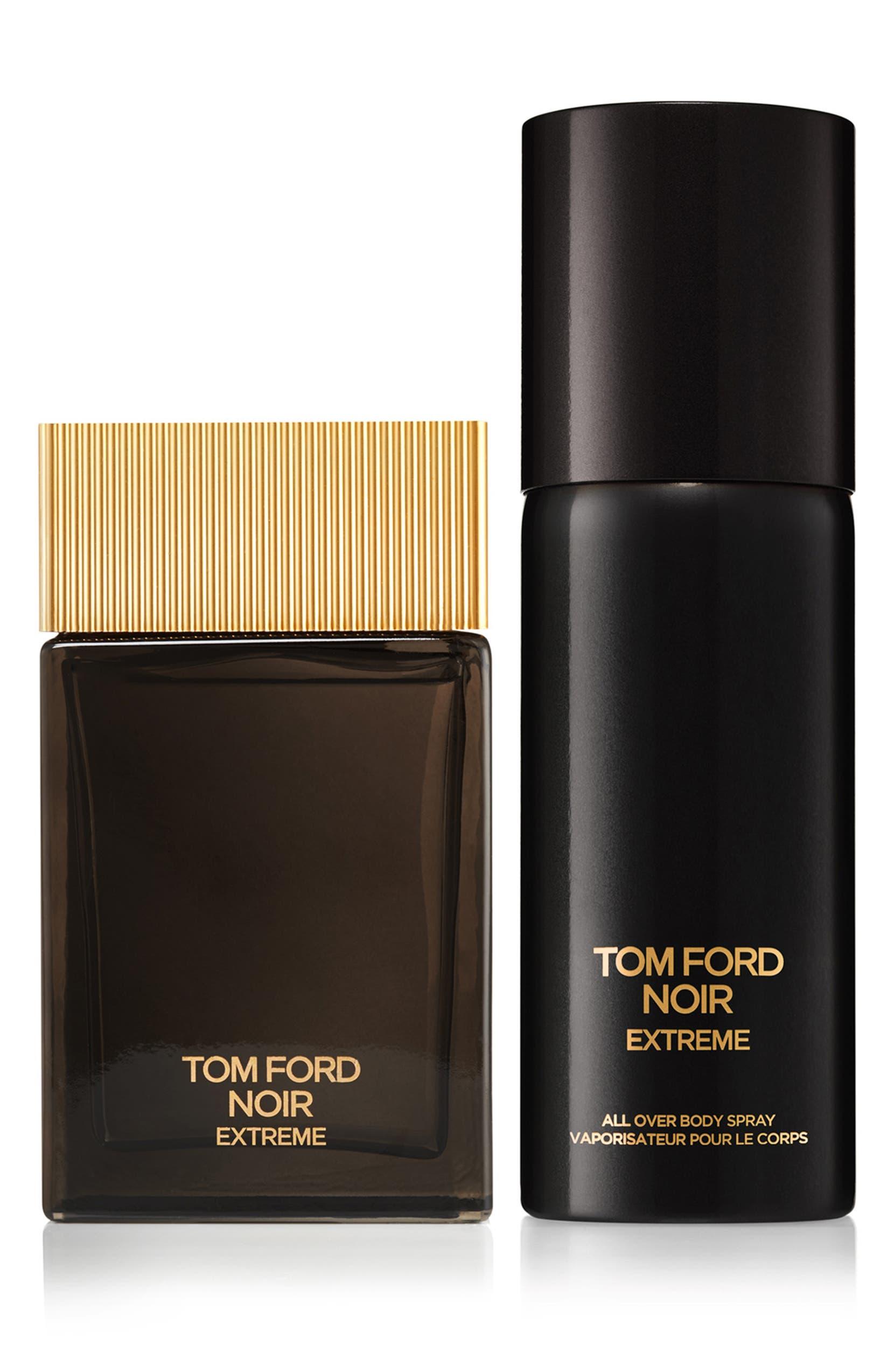 Parfumamp; Noir Set Extreme De Spray Eau Body rCBsdhQtx