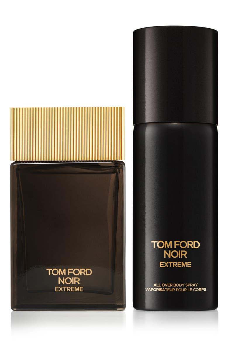 TOM FORD Noir Extreme Eau de Parfum & Body Spray Set, Main, color, 000
