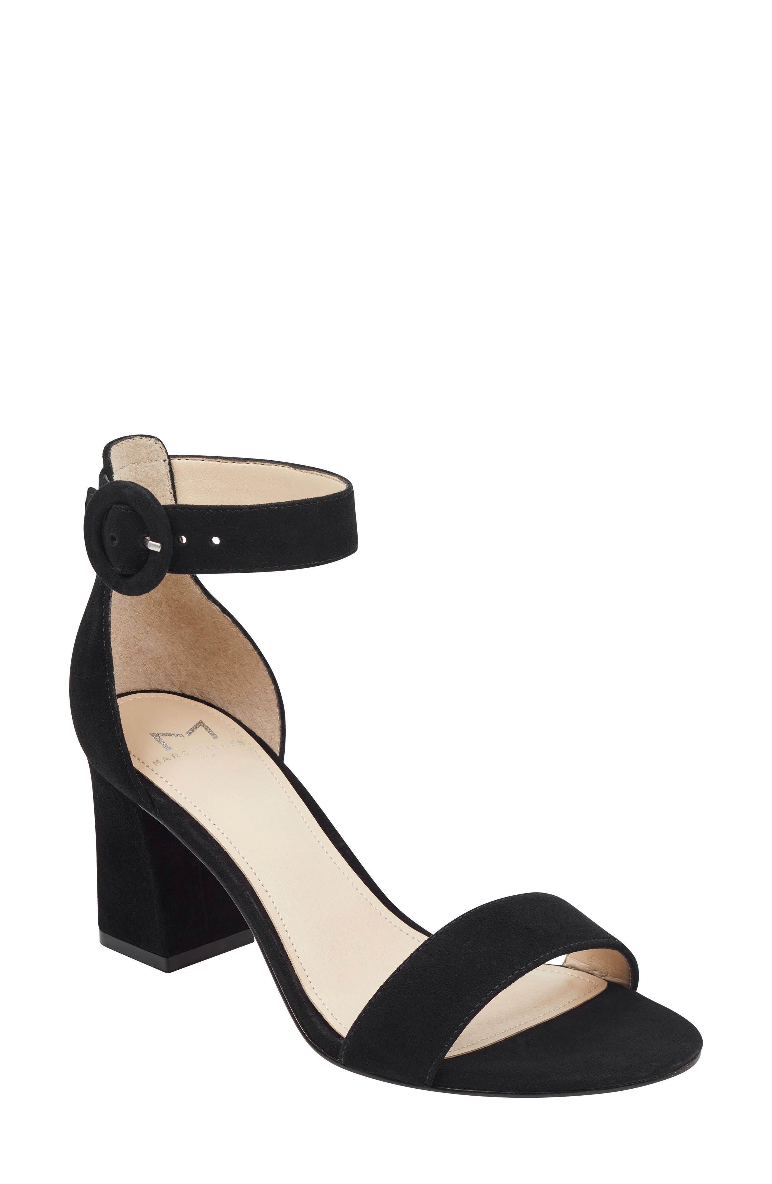 Image of Marc Fisher LTD Karlee Block Heel Sandal