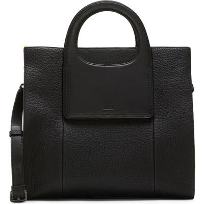 Vince Camuto Beck Leather Tote - Black