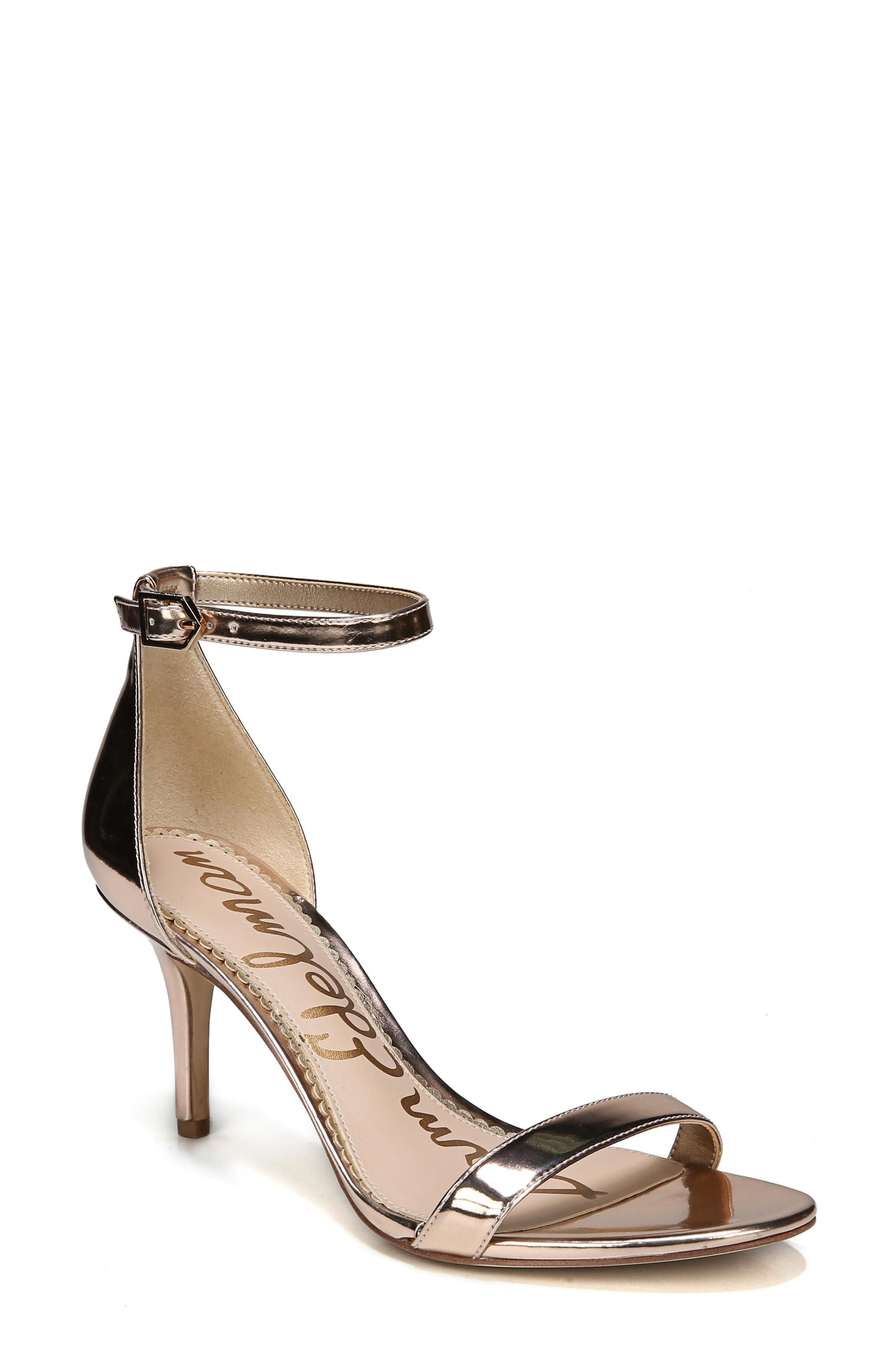 ,                             'Patti' Ankle Strap Sandal,                             Main thumbnail 122, color,                             650