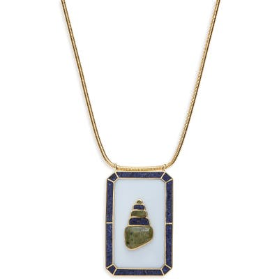 Monica Sordo Samay Escapular Pendant Necklace