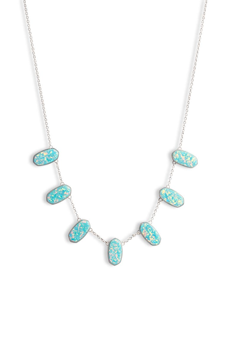 KENDRA SCOTT Meadow Slider Necklace, Main, color, 334