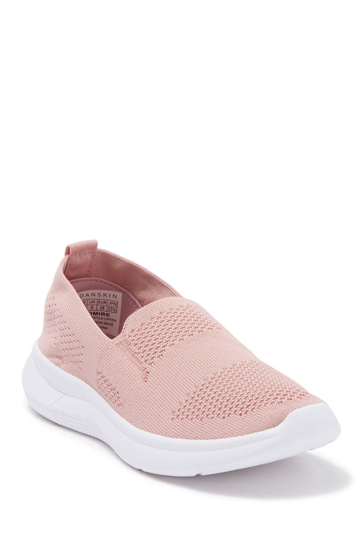 Image of DANSKIN Sock Knit Slip-On Sneaker
