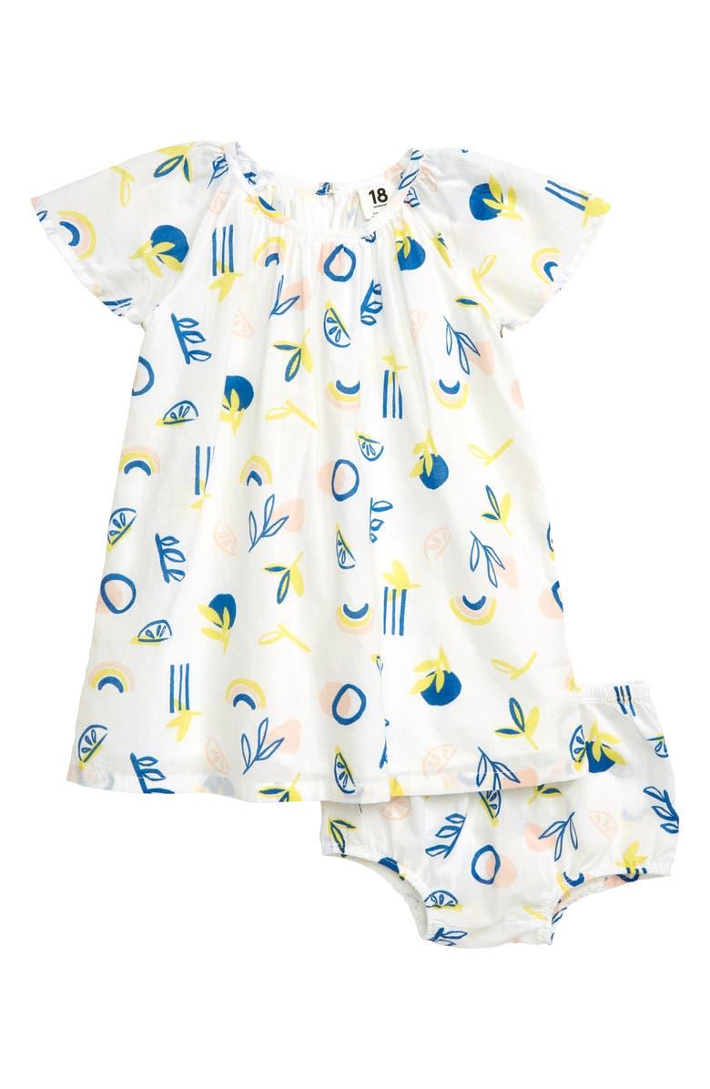 Canyon Flutter Sleeve Dress by Stem