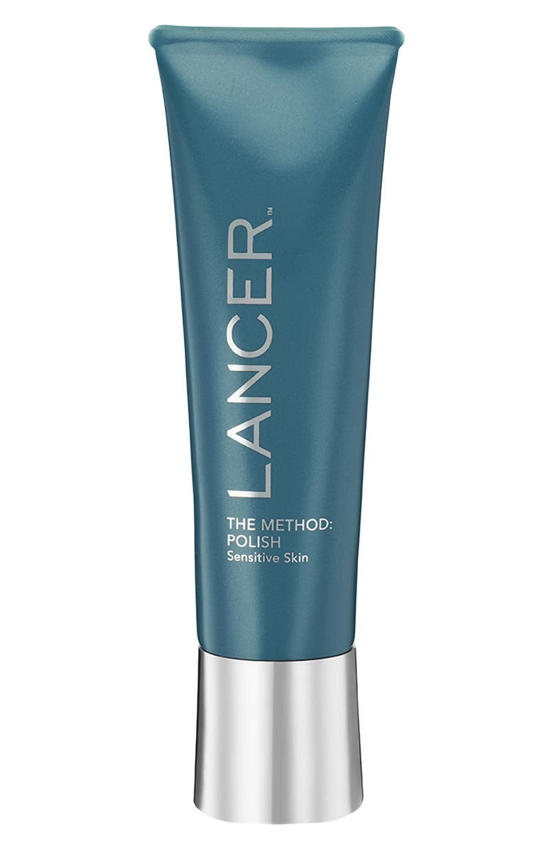 LANCER SKINCARE The Method Polish Sensitive-Dehydrated Skin Exfoliating Treatment, Main, color, NO COLOR