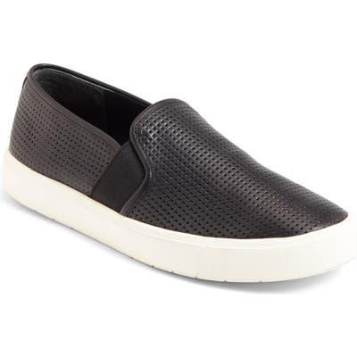Vince Blair 5 Slip-On Sneaker, Black