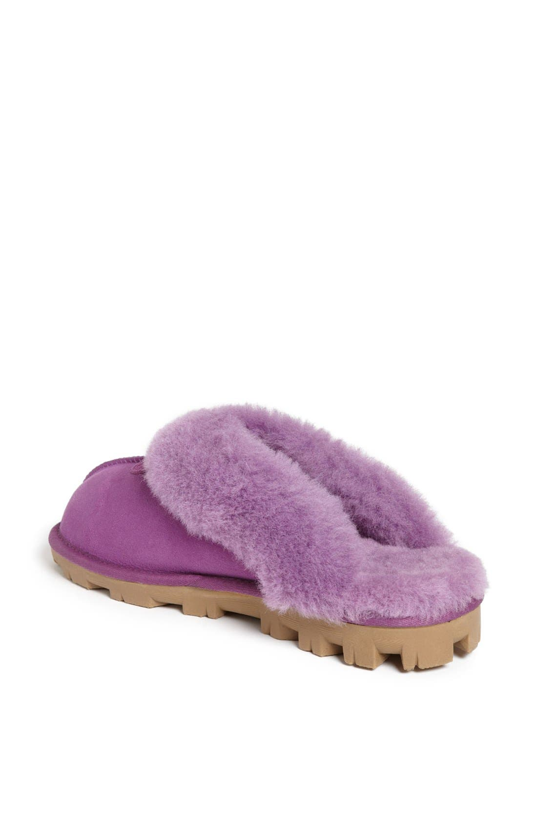 ,                             Genuine Shearling Slipper,                             Alternate thumbnail 135, color,                             517